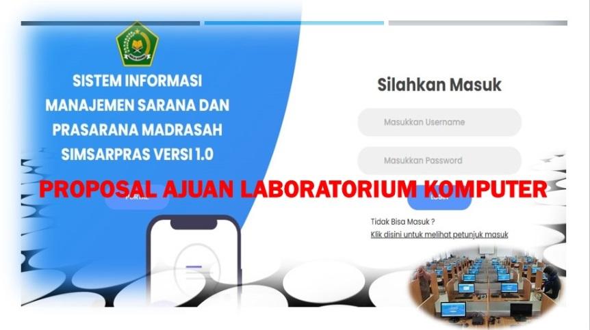 Contoh Proposal Ajuan Laboratorium Komputer