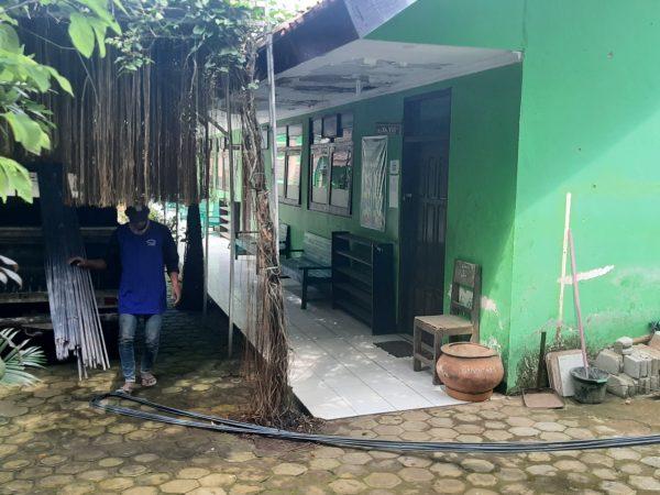 Pembangunan Kelas Baru MTs Ma'arif Munggung