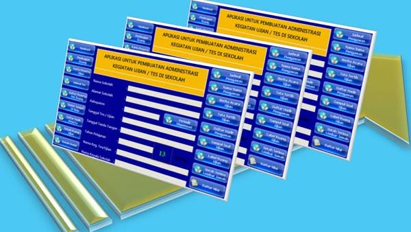 Aplikasi Administrasi TES